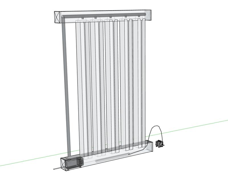 Vertical Hydroponics DIY - Zip Grow System